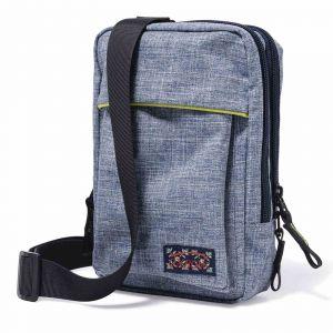 Oxbow Fes - Sac pochette - bleu jean