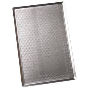 Matfer Plaque aluminium perforée longueur 600mm_310 612,