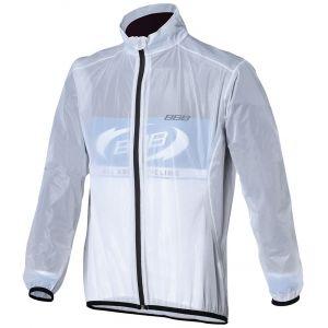 BBB cycling Veste imperméable StormShield Transparent - BBW-265 - M
