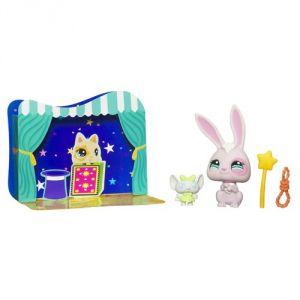 Hasbro Petshop - Les récréations : Magie
