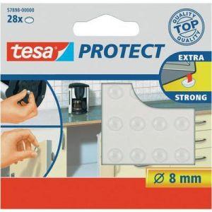 Tesa Tampons antibruit et antidérapants