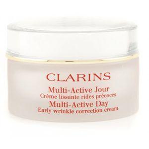 Clarins Multi-Active Jour - Crème lissante rides précoces