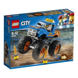 Lego 60180 - City Great Vehicles : Le Monster Truck