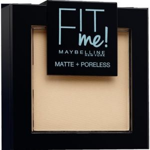 Maybelline Fit Me 120 Ivoire - Poudre mat antipores