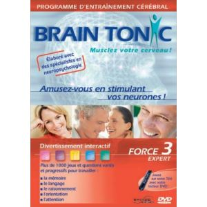 Brain tonic force 3 - Expert