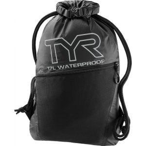 TYR Alliance Waterproof - Sac - noir Sacs à dos & Sacoches natation