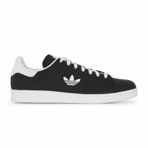 Adidas Stan Smith Chaussures de Gymnastique Homme, Noir FTWR White/Core Black, 43 1/3 EU