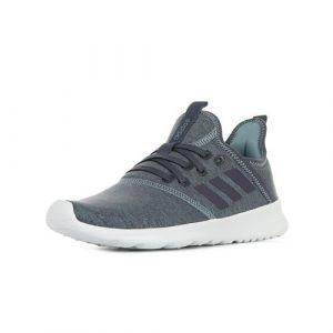 Adidas Cloudfoam Pure W Db1323, Sneakers Basses Femme, Violet (Purple, 38 2/3 EU