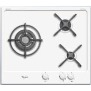 Whirlpool AKT 653 - Table de cuisson gaz 3 foyers