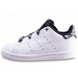 Adidas Stan Smith Bandana Noir Et Blanc Bébé 24 Baskets