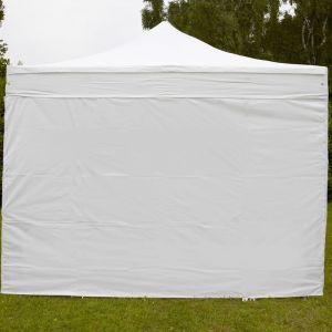 MobEventPro Mur plein tente pliante PRO 40MM 4,5m blanc