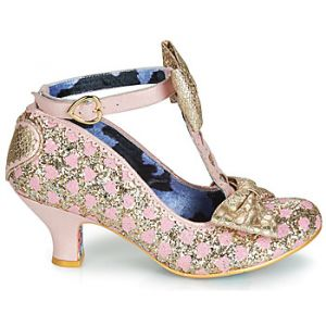 Irregular Choice Chaussures escarpins TOTAL FREEDOM rose - Taille 36,37,38,39,40,41,42,43