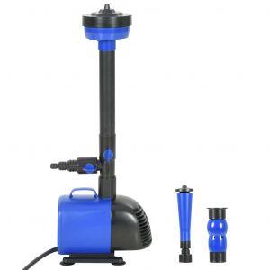 VidaXL Pompe pour fontaine 75 W 2600 L / h