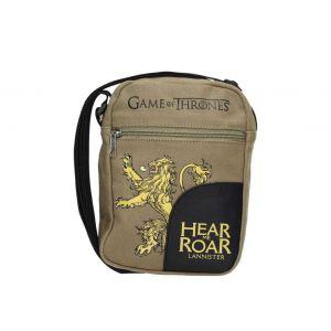 SD Toys Game Of Thrones Mini Messenger Bag 17 X 23 Cm Lannister [Produit Derive]
