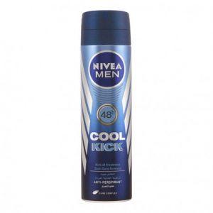 Nivea Men Cool Kick - Déodorant spray anti-transpirant