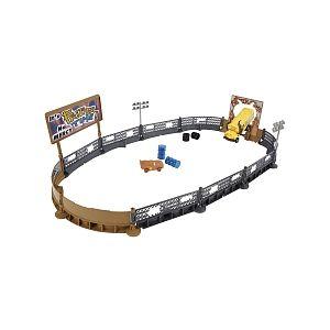 Mattel Playset arène + 2 véhicules Cars 3