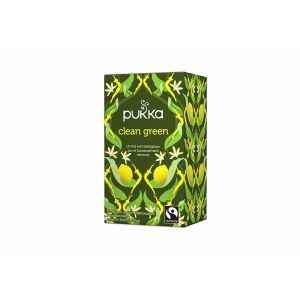 Pukka Thé vert matcha clean BIO 20 sachets