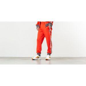 FILA Lou pantalon de survêtement rouge T. M