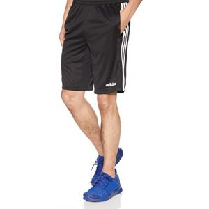 Adidas Design 2 Move Climacool 3 Stripes Knit Shorts Regular