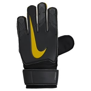 new arrival efe77 21ec0 Nike Gants de football Junior Match Goalkeeper pour Enfant - Noir - Taille 4