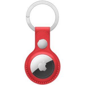 Apple Porte-clés AirTag porte-clés Cuir (PRODUCT)RED