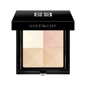 Givenchy Prisme Visage 2 Satin Ivoire - Poudre compacte douce résultat naturel 4 couleurs