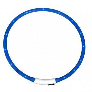 Bubimex Led collier lumineux de couleur bleu