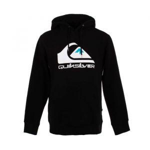 Quiksilver Sweatshirts Omni Logo Screen Fleece - Black - XXL