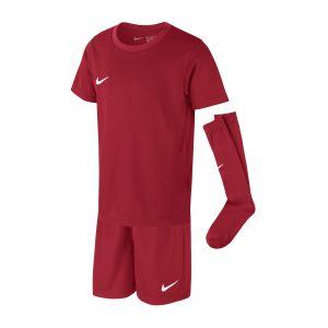 Nike Park Dry Mini-Kit - Rouge/Blanc Enfant - Rouge - Taille Little Boys XL: 122-128 cm