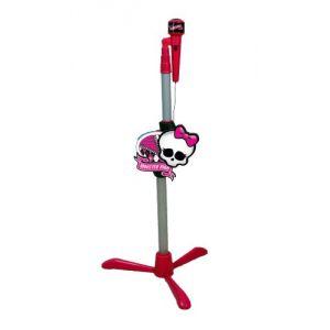 Image de Micro sur pied Monster High