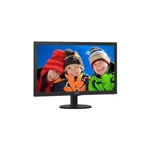 Philips V-line 240V5QDAB - Ecran LED 23.8""