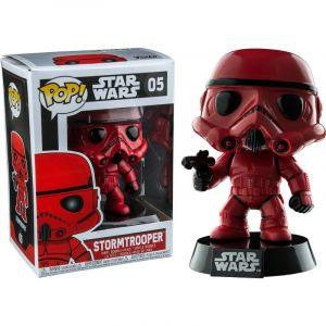 Funko Figurine Pop! Red Stormtrooper Exclusive Star Wars