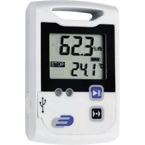 Dostmann Electronic Enregistreur de données de température et d'humidité USB LOG110