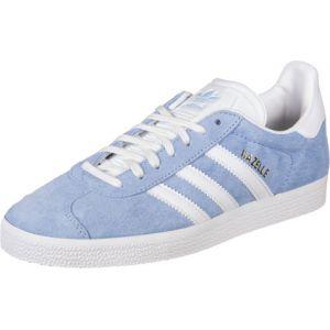 Adidas Gazelle chaussures Femmes bleu T. 40 2/3
