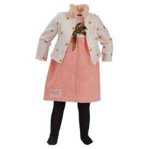 Vilac Habillage poupée Petitcollin : Alix pour Finouche 48cm