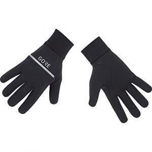 Gore Wear R3 Unisexe Gants, Taille: 7, Couleur: Noir