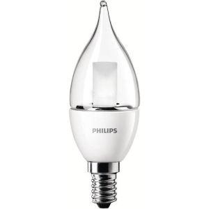 Philips Lampe Ledcandle D 4-25 W E 14 2700 K BA35 CL Master