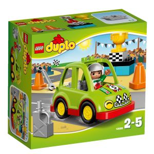 Duplo 10589 - Ville : La voiture de rallye