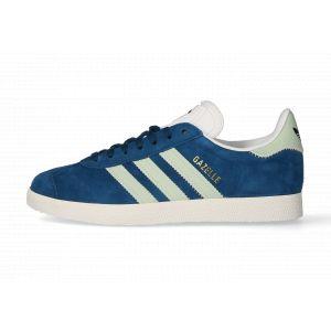 Adidas Gazelle Bleu Marine Et Vert Femme 41 1/3 Tennis