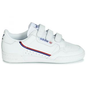 Adidas Baskets basses CONTINENTAL 80 W ST Blanc - Taille 40