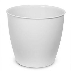 Stefanplast Cache-pot Academy avec roues - 42xH37cm - 34L - Blanc - Cache pot Academy avec roues - Dimensions : 42xH37cm - Capacité : 34L - Coloris : blanc.