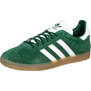 Adidas Chaussures GAZELLE vert - Taille 36,38,40,42,44,46,36 2/3,37 1/3,38 2/3,39 1/3,40 2/3,41 1/3,42 2/3,43 1/3,44 2/3,45 1/3,46 2/3,47 1/