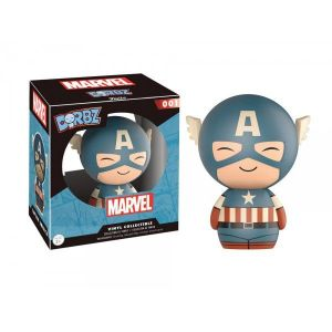 Funko Dorbz Figurine Marvel : Captain America Sepia Exclu 8 cm