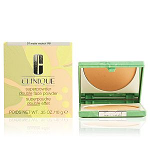 Clinique 07 Matte Neutral - Superpoudre double effet