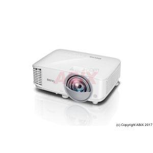 Benq MX825ST - Courte focal xga 3300lm 20000:1 hdmi/lan