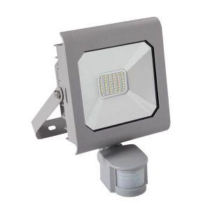 Kanlux Projecteur LED 30 watt IP44 avec détecteur de mouvement - Finition - Grise