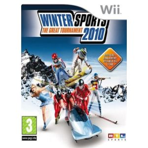 Winter Sports 2010 : The Great Tournament [Wii]