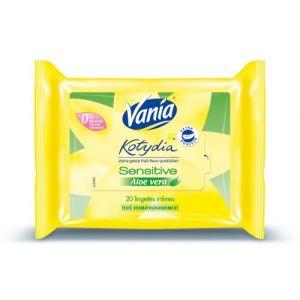 Vania Kotydia - Lingettes intimes sensitive