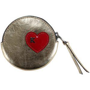 Image de Kesslord Karoncoeur - Porte-monnaie en cuir - or