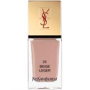 Yves Saint Laurent La Laque Couture 22 Beige Léger - Vernis à ongles